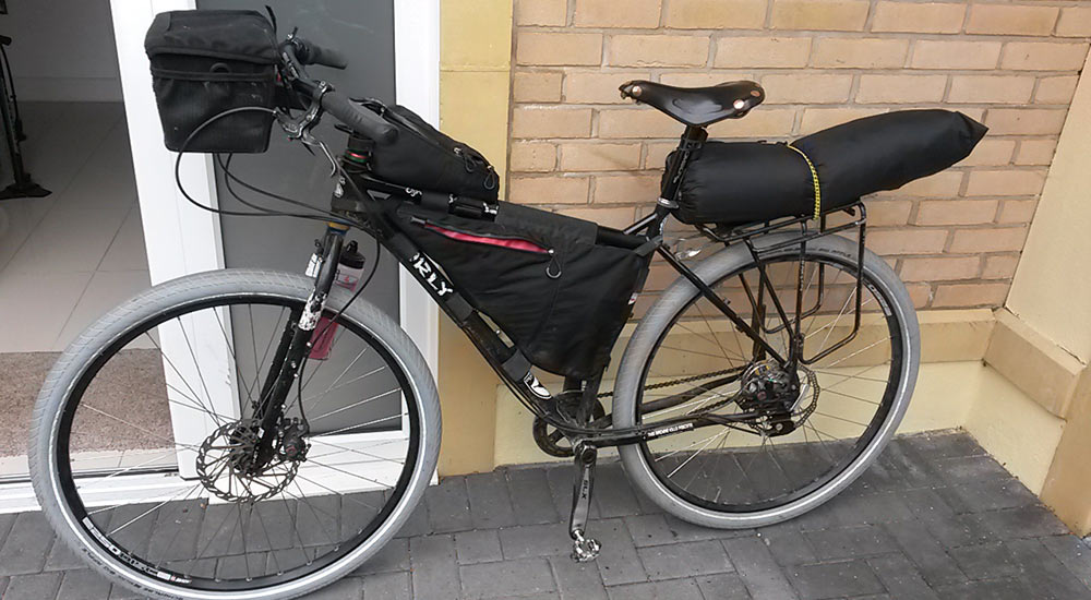 Surly Ogre Rohloff bike
